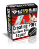 Easy PDF Maker - Create Professional Documents